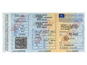 Dowód rejestracyjny rejestracja pojazdów
