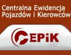 Ogólnopolska awaria CEPiK nie można zarejestrować pojazdu