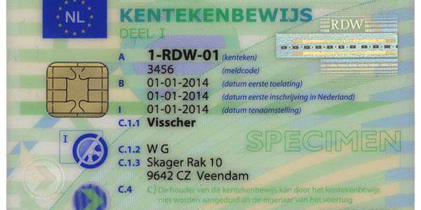 Jak zarejestrować samochód z Holandii