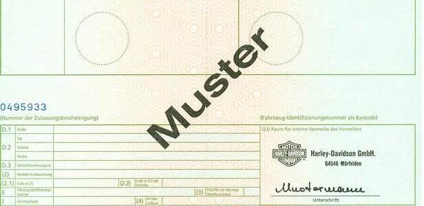 Jak zarejestrować samochód (pojazd) z Niemiec