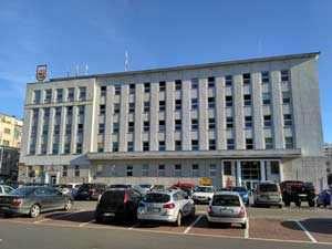 Urząd Miasta Wydział Komunikacji w Gdyni